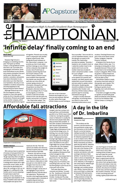 October Hamptonian