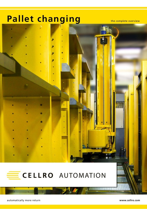 Cellro Pallet changing - UK