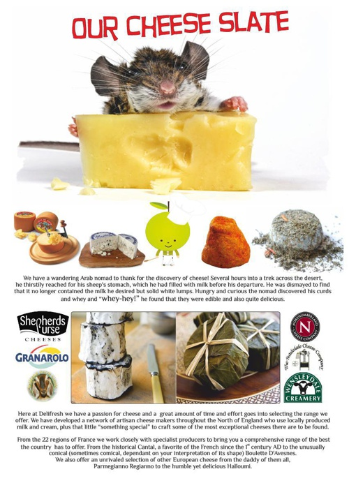 Cheese Slate
