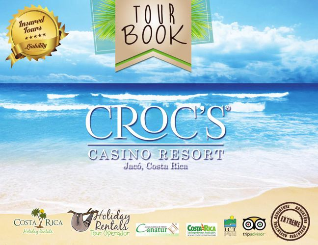 Tour Book Croc's Casino Resort
