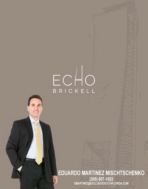 Echo Brickell Brochure