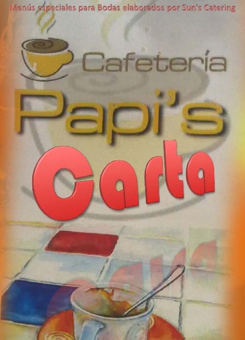 Bar Cafetería PAPI'S