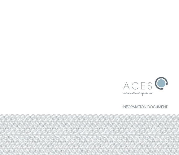 ACES (Information Document)