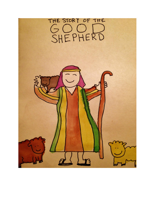 The Story of the Good Shepherd