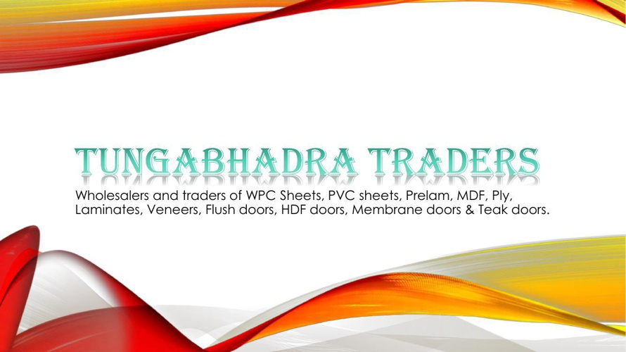 tunga bhadra traders_
