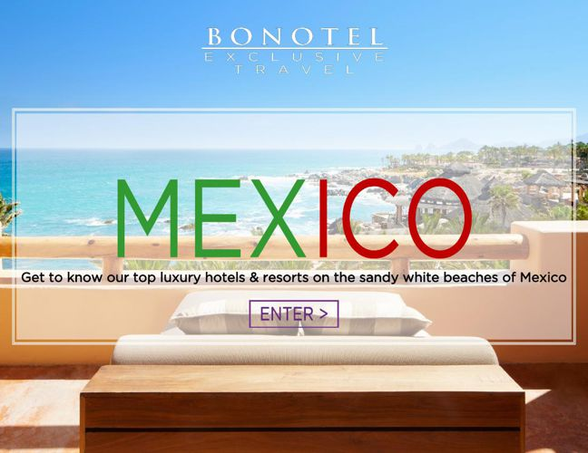 Top Hotels in Mexico