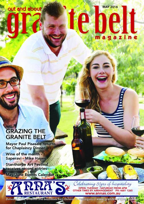 May 2016 Granite Belt Magazine