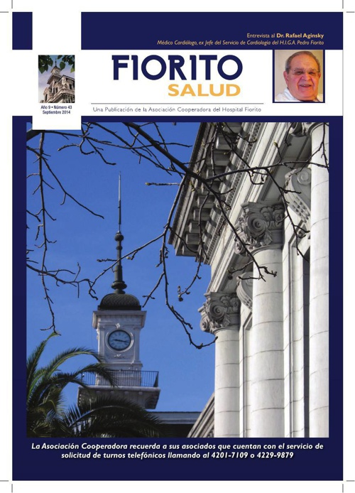 Revista Fiorito Salud Nº 43