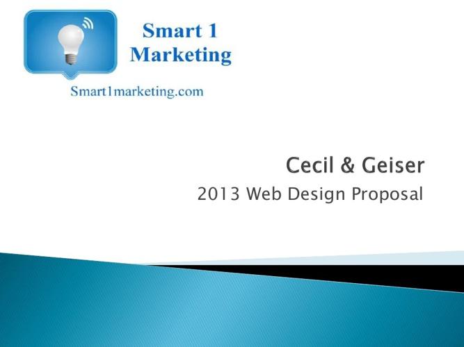 Cecil Geiser Web 2013