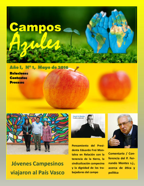 Revista Campos Azules