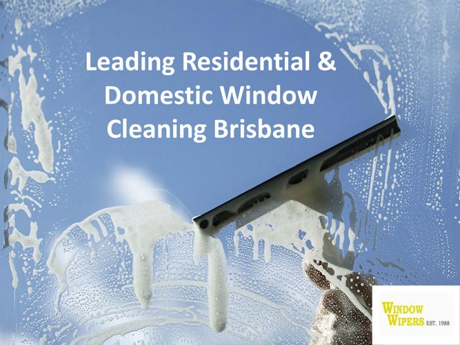 Leading Residential & Domestic Window Cleaning Brisbane