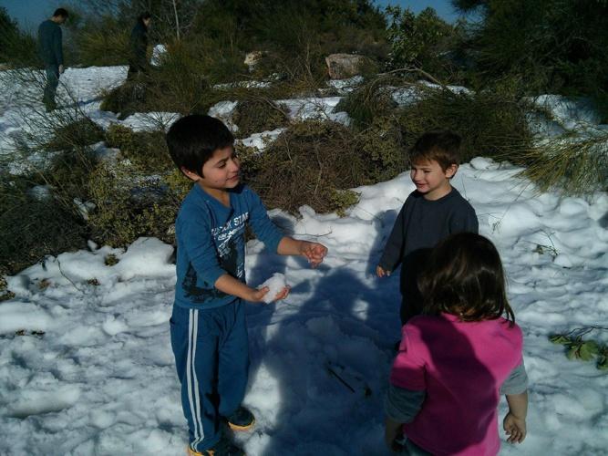 אהובי בשלג
