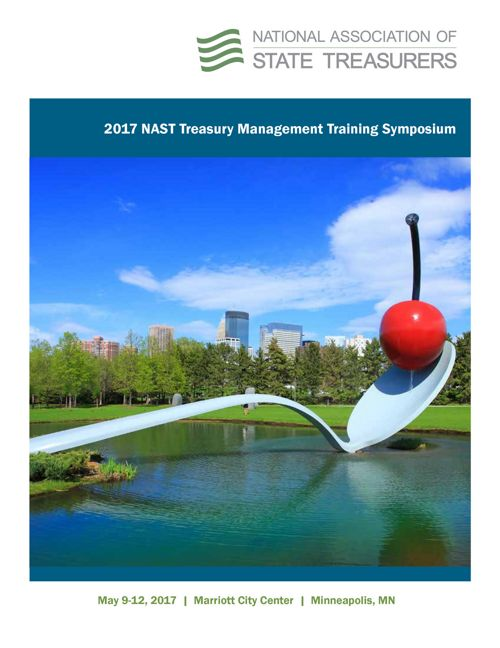 2017 Treasury Management Training Symposium