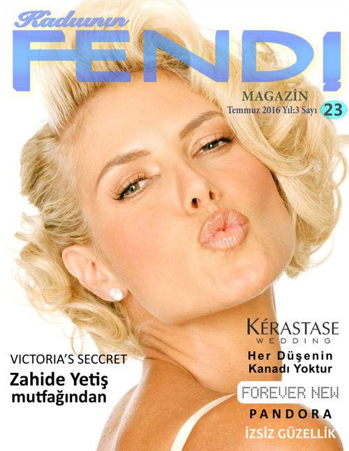 Fendi Magazin Temmuz 02
