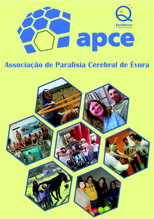 Folheto da APCE