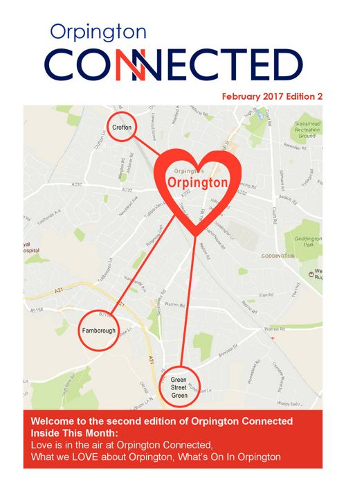 Orpington Connected February 2017 Edition