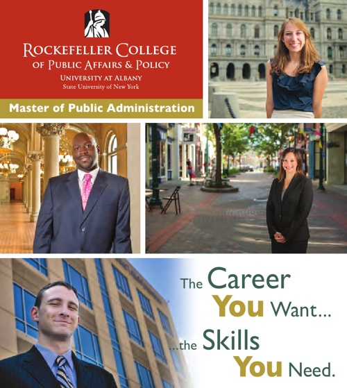 Rockefeller College MPA Viewbook