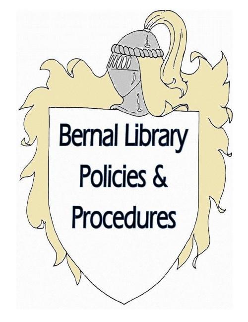 bernal policies and procedures