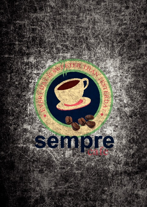sempre cafe_delivery menu