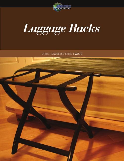 (18) Luggage Racks
