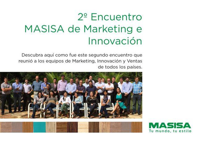 2º Encuentro MASISA de Marketing e Innovación