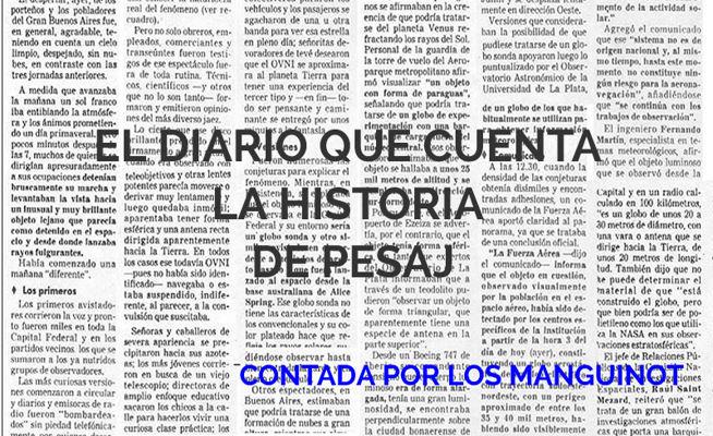 El Diario de Pesaj