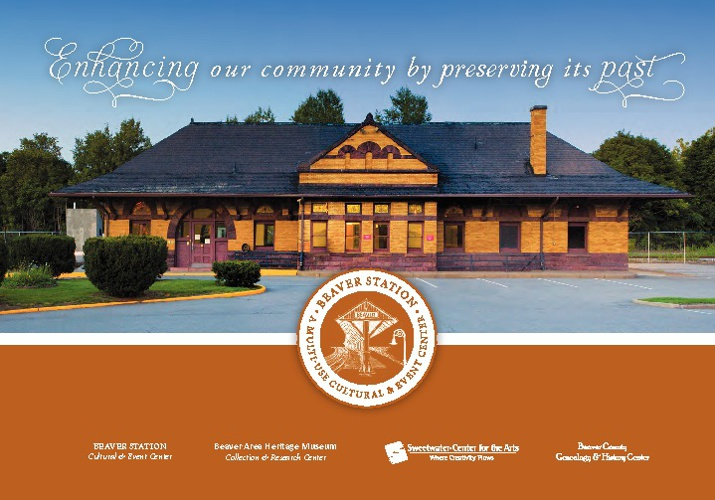Beaver Station Fundraising Campaign Brochure