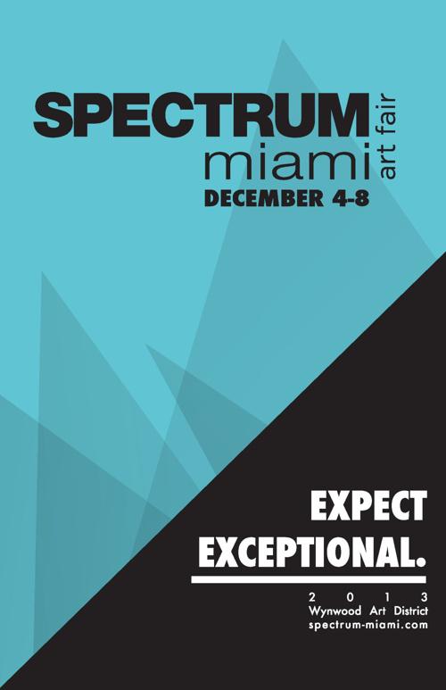 SPECTRUM Miami 2013