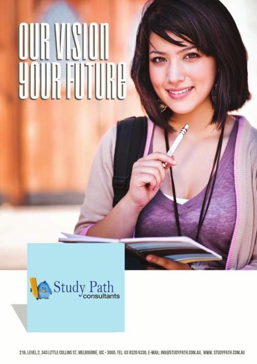 STUDY PATH - Brochure Design