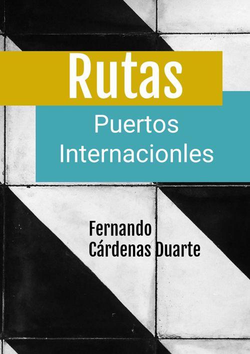rutas y puertos internacionales