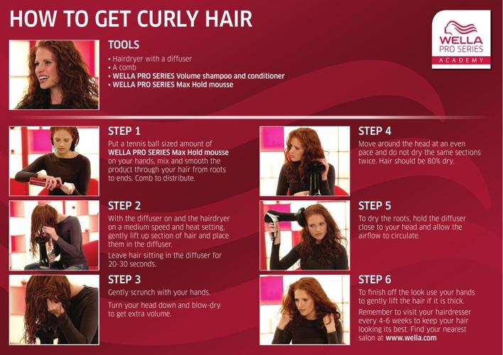 Curls, curls, and more curls