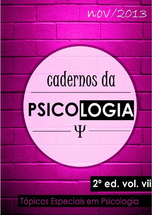Cadernos da Psicologia (Roxo)