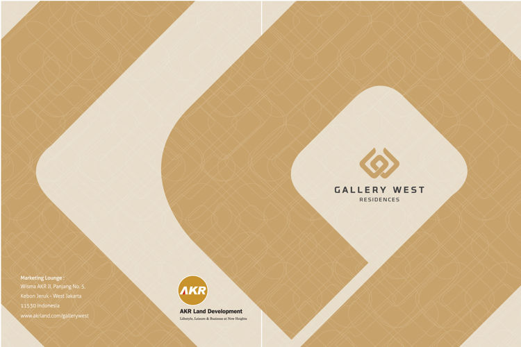 Booklet Gallery West Residence