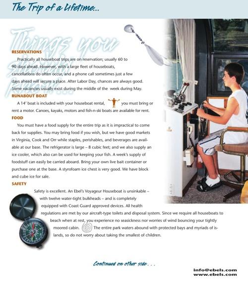 Ebels 2013 brochure