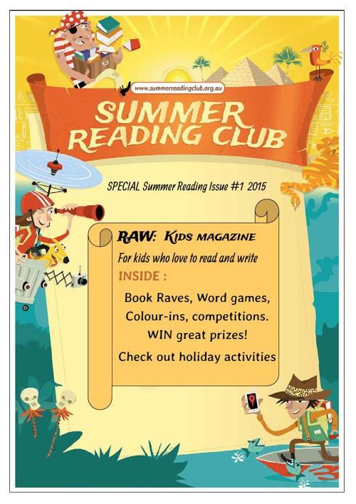RAW Magazine Summer 2015