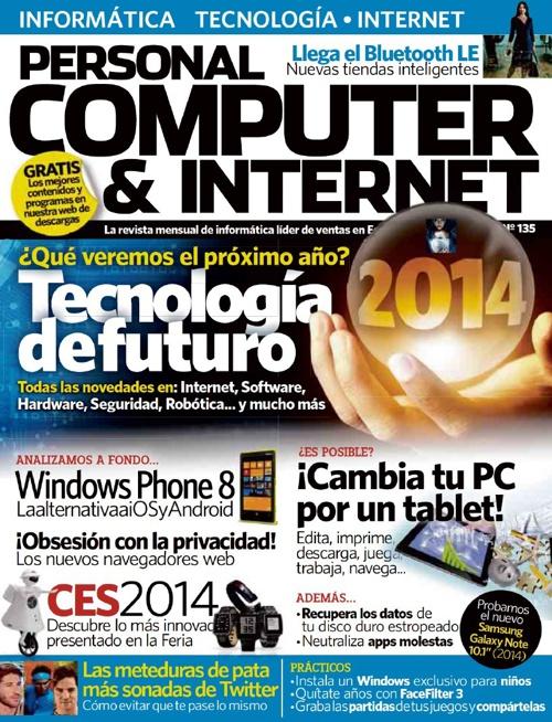 Personal Computer Internet Febrero