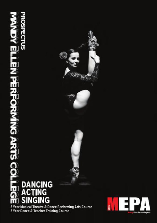 Mandy Ellen Performing Arts College  Prospectus 2014
