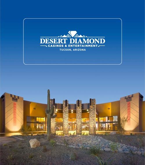 Desert Diamond Hotel Brochure