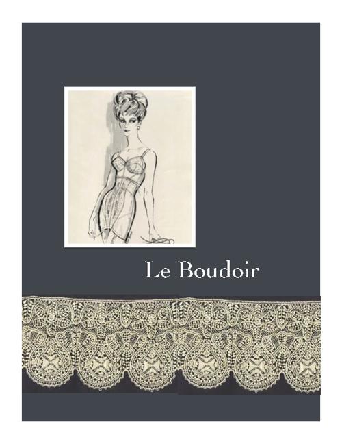 Sarah's Boudoir