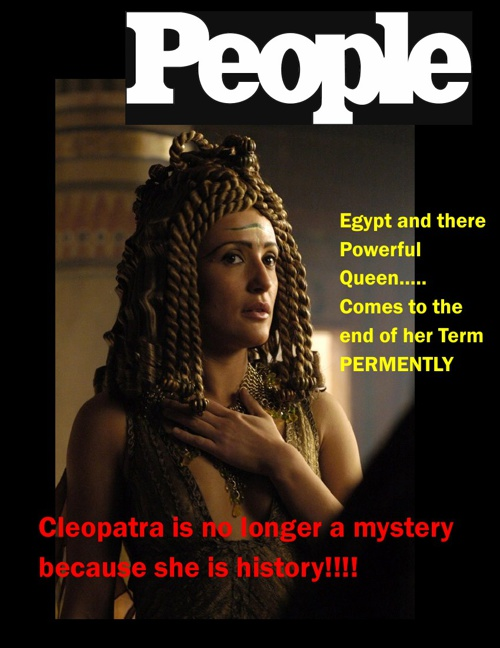 Cleopatra - Mercer,AJ