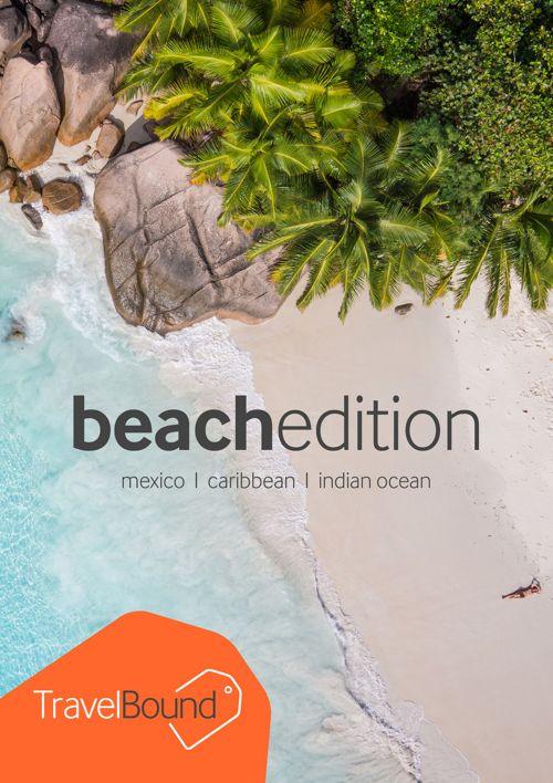 Beach Edition 2017-2018 by TravelBound
