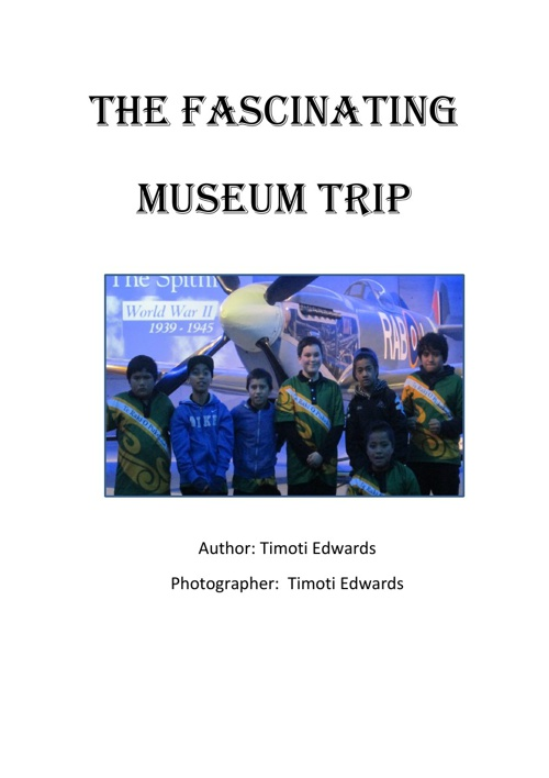 Timoti My Museum Trip