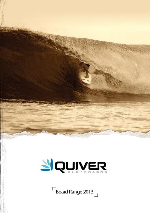 Quiver Board Range 2013