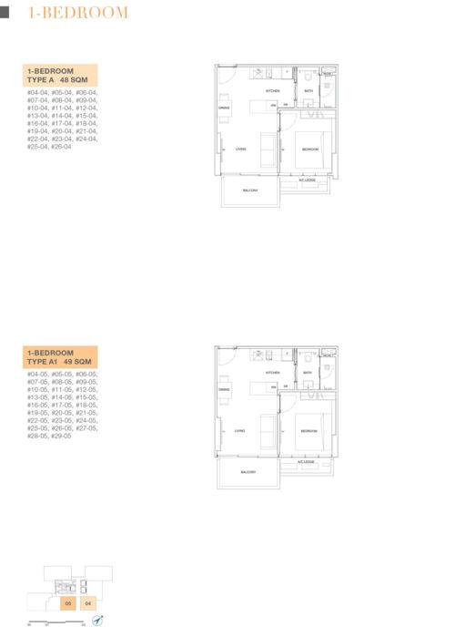 6 Derbyshire Floor Plan