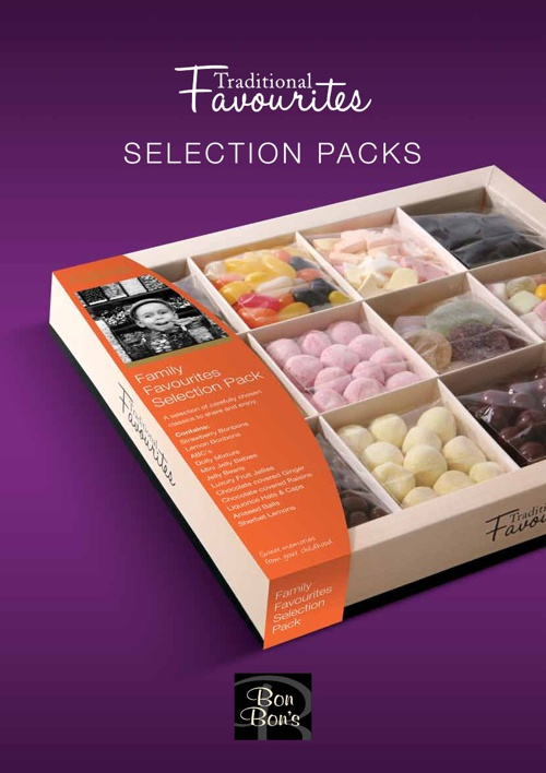 Bon Bon's Selection Packs