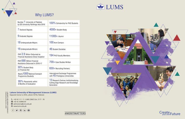 Lums Generic Flyer