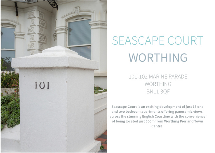 Seascape Court, Marine Parade, Worthing, BN11