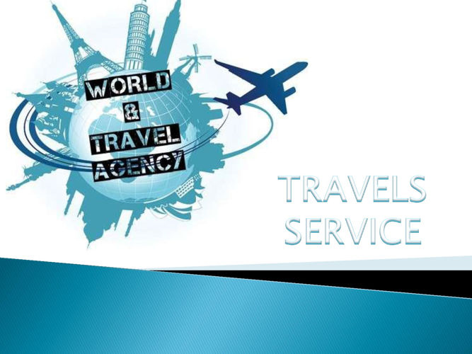 TRAVELS SERVICE