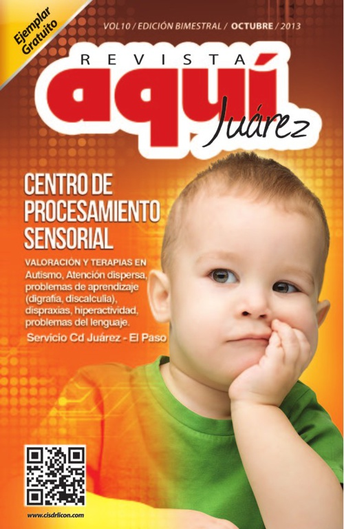 Edición 10 Octubre /  Revista Aquí Juárez