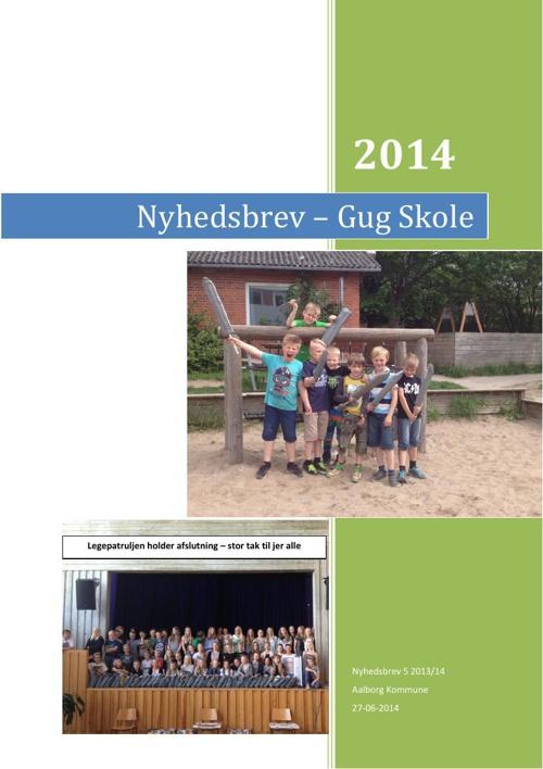 2014 Nyhedsbrev Sommer